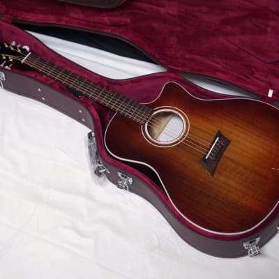 MICHAEL KELLY Koa Special Grand Auditorium cutaway ACOUSTIC electric GUITAR w/ CASE - B for sale