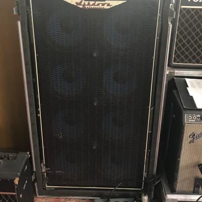 Ashdown ASHDOWN ABM 500 EVO II Bass Head & 8x10 Cabinet w/ Custom Road Case