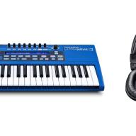 Novation Ultranova w/ Audio-Technica ATH-M50x Headphones Bundle