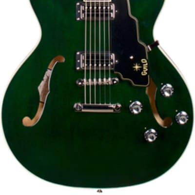 Guild Starfire IV ST EG (emerald green)