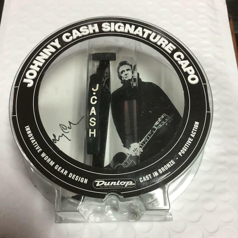 Dunlop JCS50C Johnny Cash Capo Curved