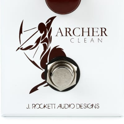 J. Rockett Audio Designs Archer Clean Colored Boost Pedal for sale
