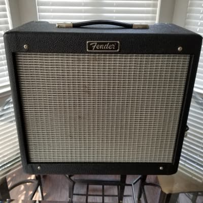 "Fender Blues Junior 15-Watt 1x12"" Guitar Combo 2007 Black"