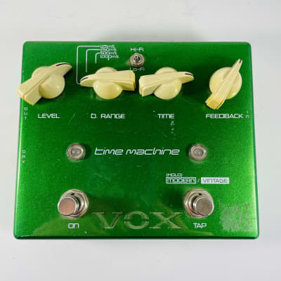 Vox Time Machine Delay *Sustainably Shipped*