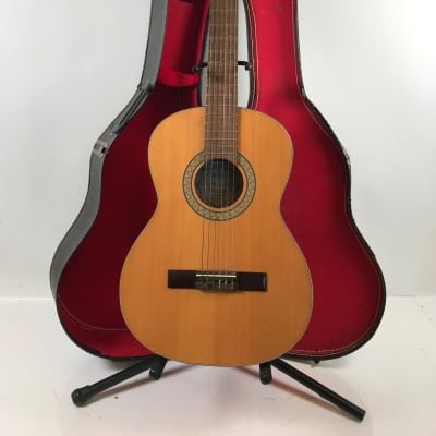 Amada Classical Guitar, Czech Republic w/ Hard Case for sale