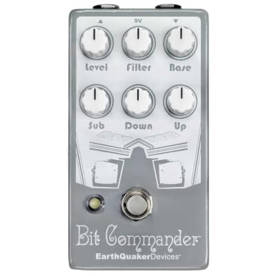 EarthQuaker Devices Bit Commander V2 - Four Octave Synthesizer Pedal for sale