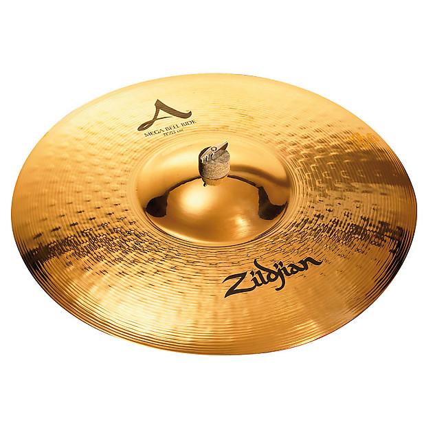 zildjian a series mega bell ride cymbal brilliant 21 inch reverb. Black Bedroom Furniture Sets. Home Design Ideas