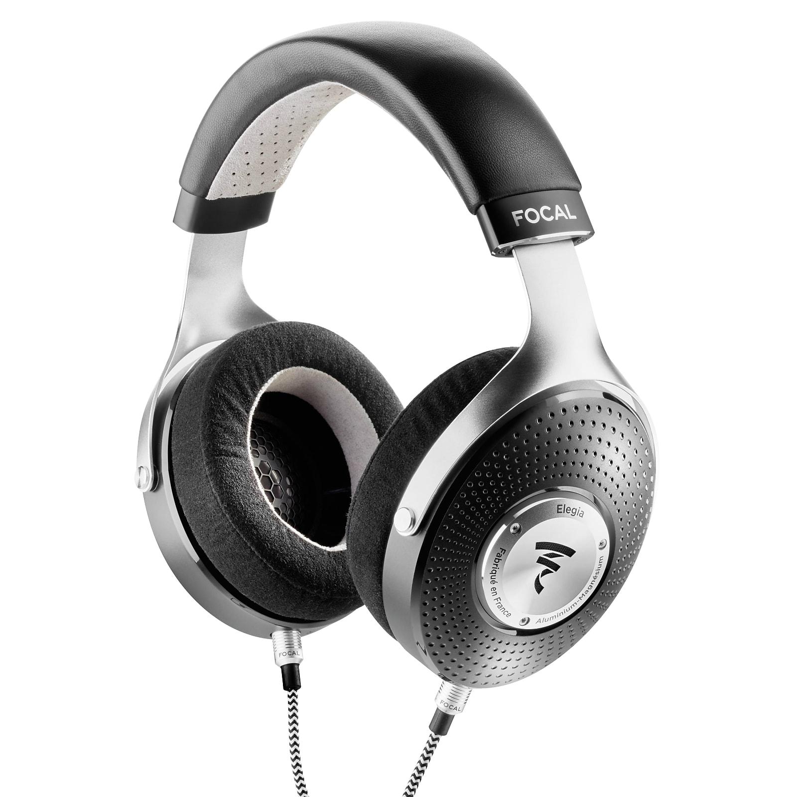High End Headphones >> Focal Elegia High End Closed Back Headphones