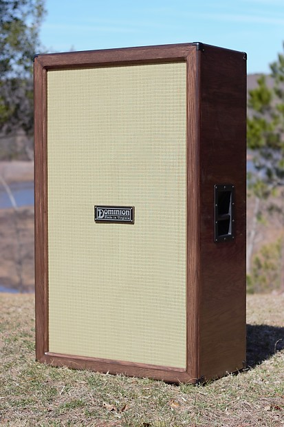 Dominion Custom Cabs 4x15 Bassguitar Cab Loaded With Reverb