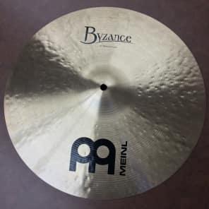 """Meinl 16"""" Byzance Traditional Medium Crash Cymbal"""