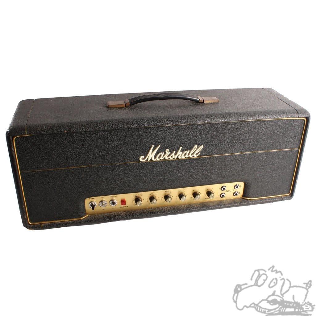 1973 marshall jmp 50 reverb. Black Bedroom Furniture Sets. Home Design Ideas
