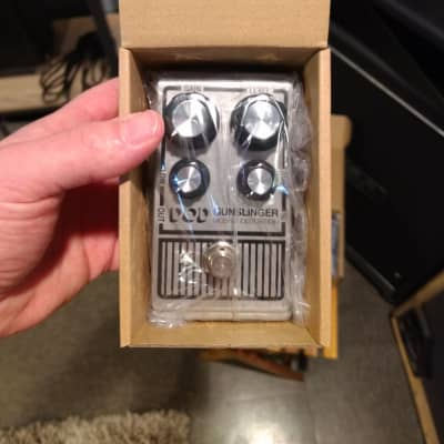 NIB DOD Gunslinger Mosfet Distortion