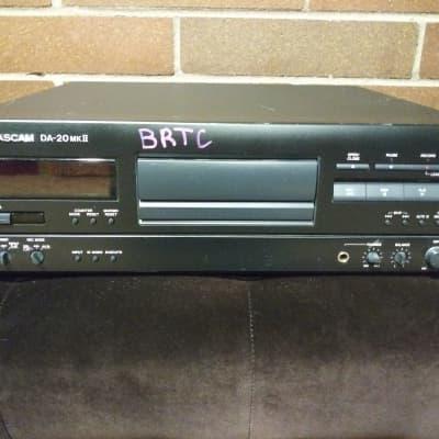 Tascam DA-20MK2 Digital Audio Tape Deck