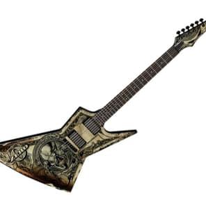 Dean Dave Mustaine In Deth We Trust Zero In Death We Trust Graphic