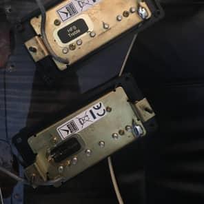 Seymour Duncan ASB-BO-4s Blackouts Set 4-String