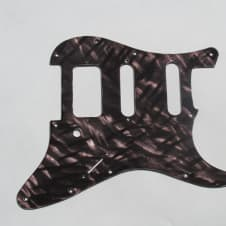 Tone-Guard® Fender® Strat Style 2016 Translucent Powdercoating over textured metal image