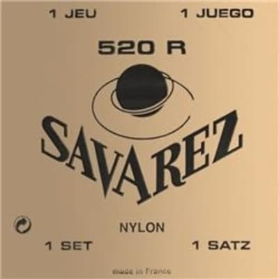 Savarez Gold Classical Guitar Strings
