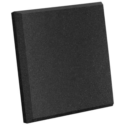 """SonoFlat™ Panels - Studiofoam Qty 14 12""""x12""""x2"""" Charcoal"""