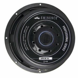 """Eminence Kappa Pro-10LF 10"""" 300w 8 Ohm Low Frequency Replacement Speaker"""