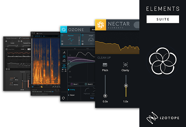 iZotope Elements Suite 3 (Student Discount)