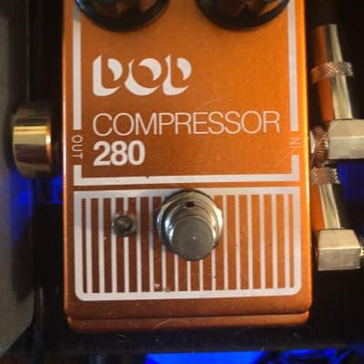 DOD 280 Compressor Reissue Pedal