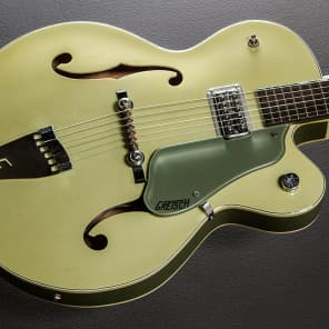 Gretsch 6125 Anniversary Smoke Green 1961