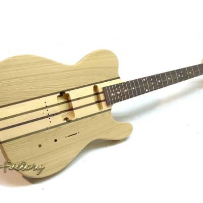 E-Gitarren-Bausatz / Guitar DIY Kit ML-Factory® Tèstrado Through Neck Esche for sale