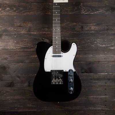 Austin Classic Bolt-on Single Cut Black for sale