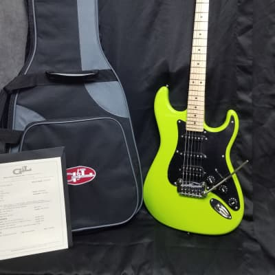 2020 G&L Fullerton Deluxe Legacy HB Sublime Green for sale