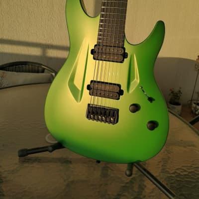 Aristides 070 Green Burst (Poison Ivy/Hunter green) for sale