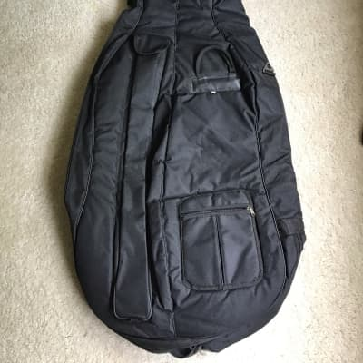 Unknown Standard cello gig bag with straps 2010 Black