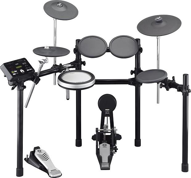 yamaha dtx522k electronic drum kit package dw music reverb. Black Bedroom Furniture Sets. Home Design Ideas
