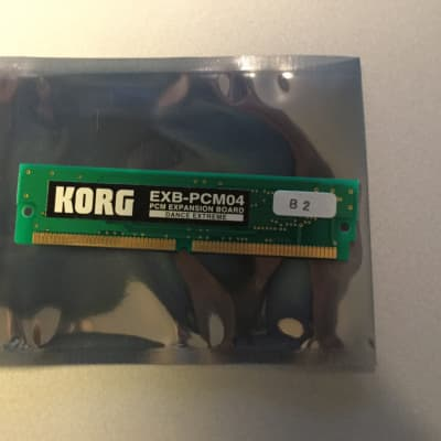 Korg EXB PCM04 Dance Extreme for Triton and Karma Expansion ROM