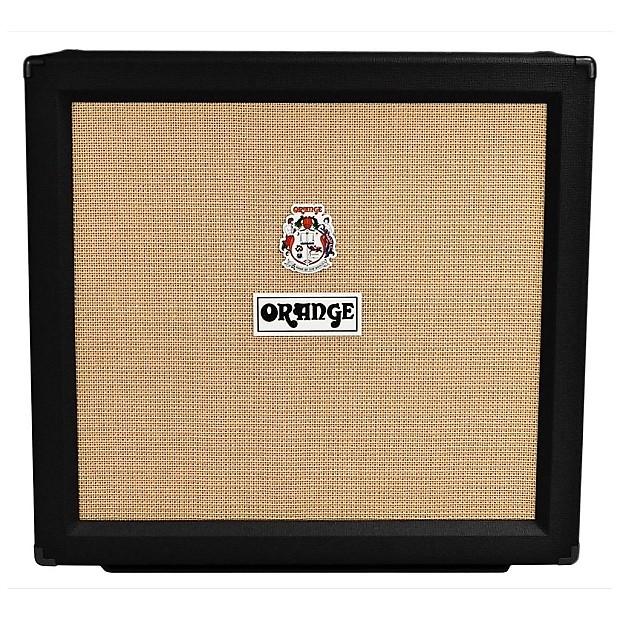orange ppc412 c guitar speaker cabinet 240 watts reverb. Black Bedroom Furniture Sets. Home Design Ideas