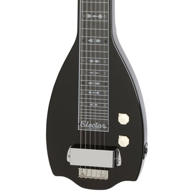 """Epiphone Electar Century """"1939"""" Lap Steel Outfit - Ebony for sale"""