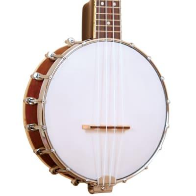 Gold Tone BUS Soprano Banjo Ukulele Left-Handed w/case