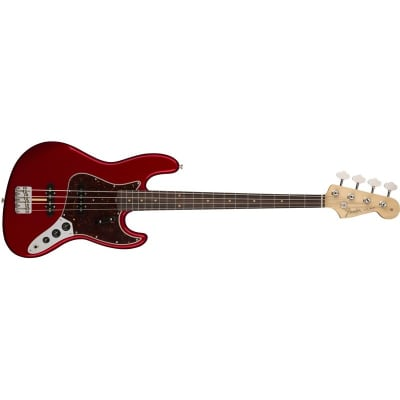 Fender American Original '60s Jazz Bass Candy Apple Red for sale
