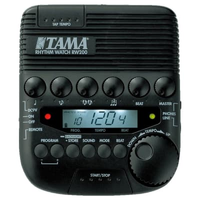 TAMA Rhythm Watch RW200 Drum Metronome EMS for sale