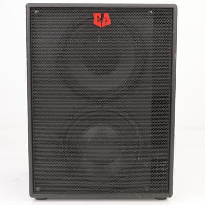 Euphonic Audio EA CxL 210E Speaker 8ohm Cabinet Signed By Leland Sklar #38784 for sale