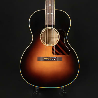 Huss and Dalton Crossroads L-13 Deluxe Nick Lucas 1927 Model Sitka Spruce with Flamed Maple Sunburst