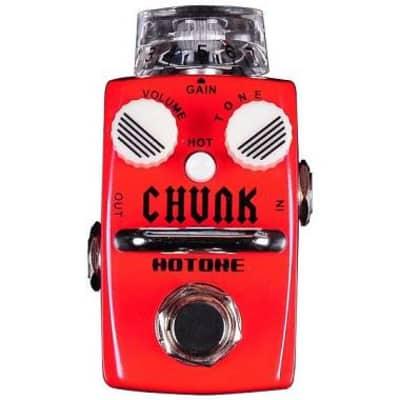 Hotone hotn-sds-1 chunk distorsore a pedale- Distorsion pedal for sale