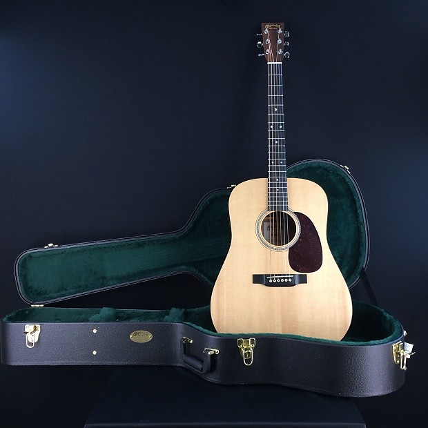 martin d16 gt acoustic guitar springfield music reverb. Black Bedroom Furniture Sets. Home Design Ideas