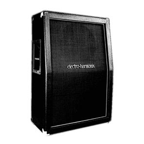 """Electro-Harmonix MIG-50 2x12"""" 60-Watt Slanted Vertical Cabinet"""