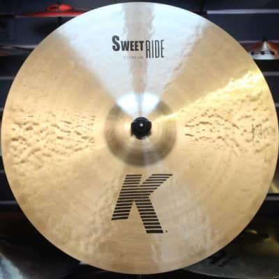 "Zildjian 21"" K Series Sweet Ride Cymbal"