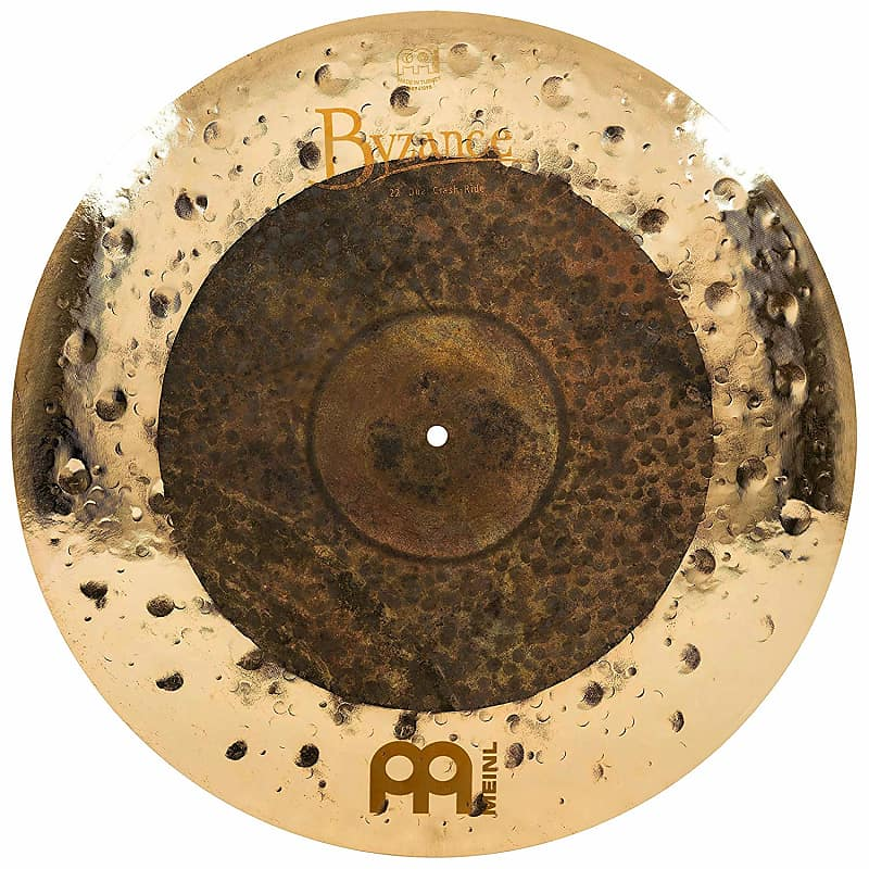 Meinl Byzance Extra Dry 22-Inch Dual Crash/Ride Cymbal image