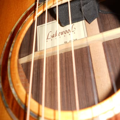 Lakewood A-32  Natural / Grain for sale