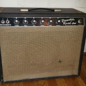 1964 Fender Princeton Reverb Guitar Amplifier for sale