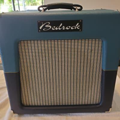 Bedrock Royale 1996 Blue with NOS tubes for sale