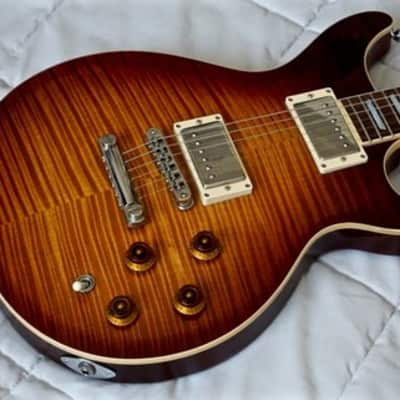 Briggs Classic Master Built Custom. 5A Flametop.  Gibson, PRS Killer. Outstanding Guitar! for sale