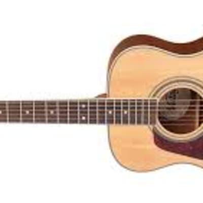 Vintage V300 Acoustic Guitar Outfit, Left Hand ~ Natural for sale